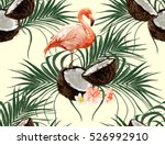beautiful vector hand drawn... | Shutterstock .eps vector #526992910