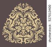 elegant vector triangular...   Shutterstock .eps vector #527013400