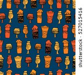 beer seamless pattern. perfect... | Shutterstock .eps vector #527015416