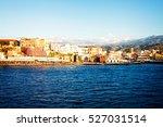 Famouse Venetian Harbor...
