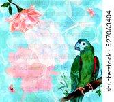 Vintage Pastel Greeting Card O...