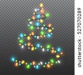 Shape Of  Christmas Tree...