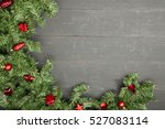 christmas or new year... | Shutterstock . vector #527083114
