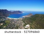 View From Above Of Hout Bay...