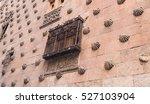 famous casa de las conchas with ... | Shutterstock . vector #527103904