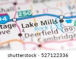 Lake Mills. Wisconsin. USA