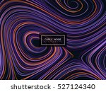 abstract artistic background... | Shutterstock .eps vector #527124340