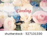 Caroling    Abstract...