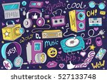 abstract vector illustration of ... | Shutterstock .eps vector #527133748