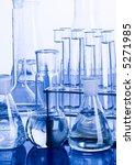 laboratory glass | Shutterstock . vector #5271985