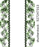 the ribbon patterned lace... | Shutterstock . vector #527247313