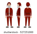 vector illustration of three... | Shutterstock .eps vector #527251000