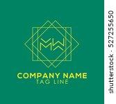 mw logo | Shutterstock .eps vector #527255650