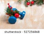 Christmas Sport Composition...