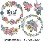 vector graphic set with...   Shutterstock .eps vector #527262520