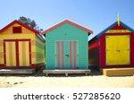 brighton australia october 28 ... | Shutterstock . vector #527285620