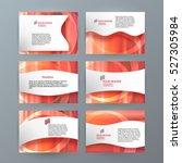 business templates for...   Shutterstock .eps vector #527305984