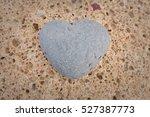 Heart Shape Pebble Stone   Lov...