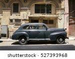 havana  cuba   june 29  2015 ... | Shutterstock . vector #527393968