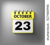 calendar icon vector yellow....