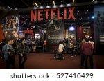 sao paulo   december 1  2016 ... | Shutterstock . vector #527410429