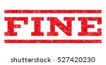 fine watermark stamp. text tag... | Shutterstock .eps vector #527420230