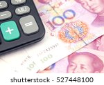 rmb  calculator | Shutterstock . vector #527448100