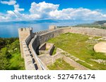Old Fortress Ruins Of Tzar...