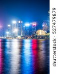 View Victoria Harbor Hong Kong - Fine Art prints