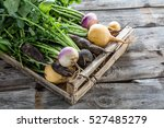 mix of colorful imperfect... | Shutterstock . vector #527485279