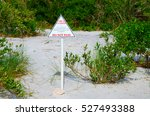 area closed environmentally... | Shutterstock . vector #527493388
