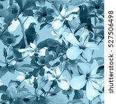hawaii tropical pattern mod...   Shutterstock . vector #527506498