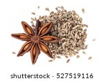 Stars Of Dried Anise  Illicium...