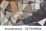 abstract pattern consisting of... | Shutterstock .eps vector #527549806