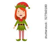 Happy Merry Christmas Elf...