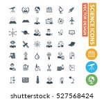 science and innovation icons... | Shutterstock .eps vector #527568424