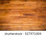 wooden texture background. teak ... | Shutterstock . vector #527571304