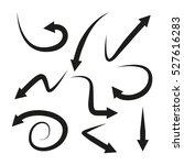 arrows | Shutterstock .eps vector #527616283