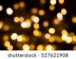 lights blurred bokeh background ... | Shutterstock . vector #527621908
