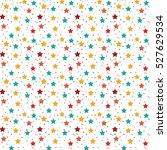 geometric mosaic seamless...   Shutterstock .eps vector #527629534