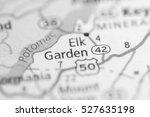 elk garden. west virginia. usa | Shutterstock . vector #527635198