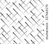 abstract diagonal vector... | Shutterstock .eps vector #527663170