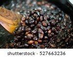 Handmade Black Beans  Simmered...