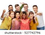 diversity  race  ethnicity and... | Shutterstock . vector #527742796