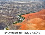 aerial view on the beautiful... | Shutterstock . vector #527772148