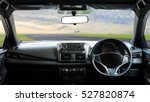 car dashboard speeds while on... | Shutterstock . vector #527820874