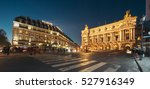 palais or opera garnier   the... | Shutterstock . vector #527916349