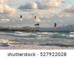 Kitesurfing In Tarifa. Plenty...