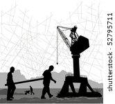 construction | Shutterstock .eps vector #52795711