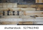 rustic weathered barn wood... | Shutterstock . vector #527961940
